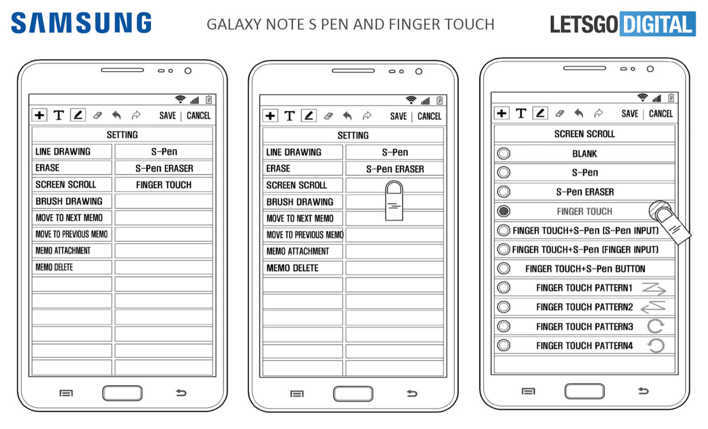 Galaxy Note 9 could make S Pen and finger work together