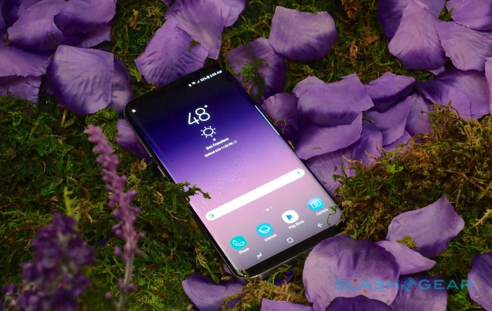 Galaxy S8 wakeup bug turns on screen and drains battery