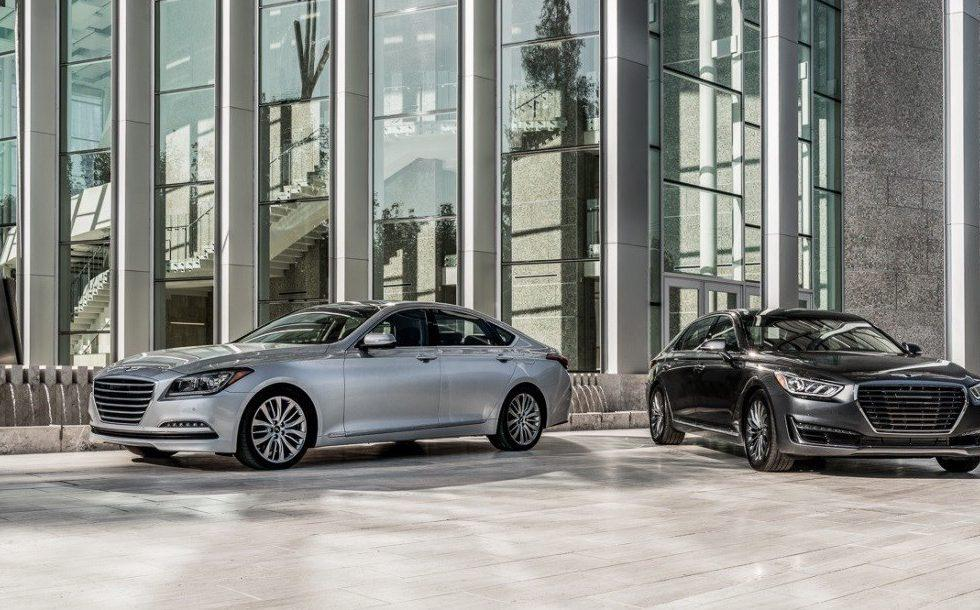 Hyundai's Genesis is growing up and leaving home