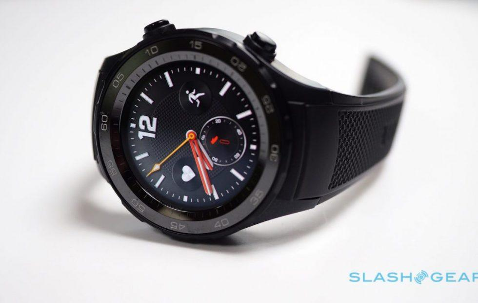 Huawei patent reveals touch-sensitive smartwatch bezels