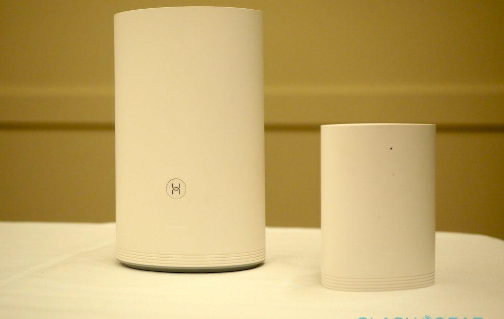Huawei WiFi Q2 mesh router adds Powerline for easy setup