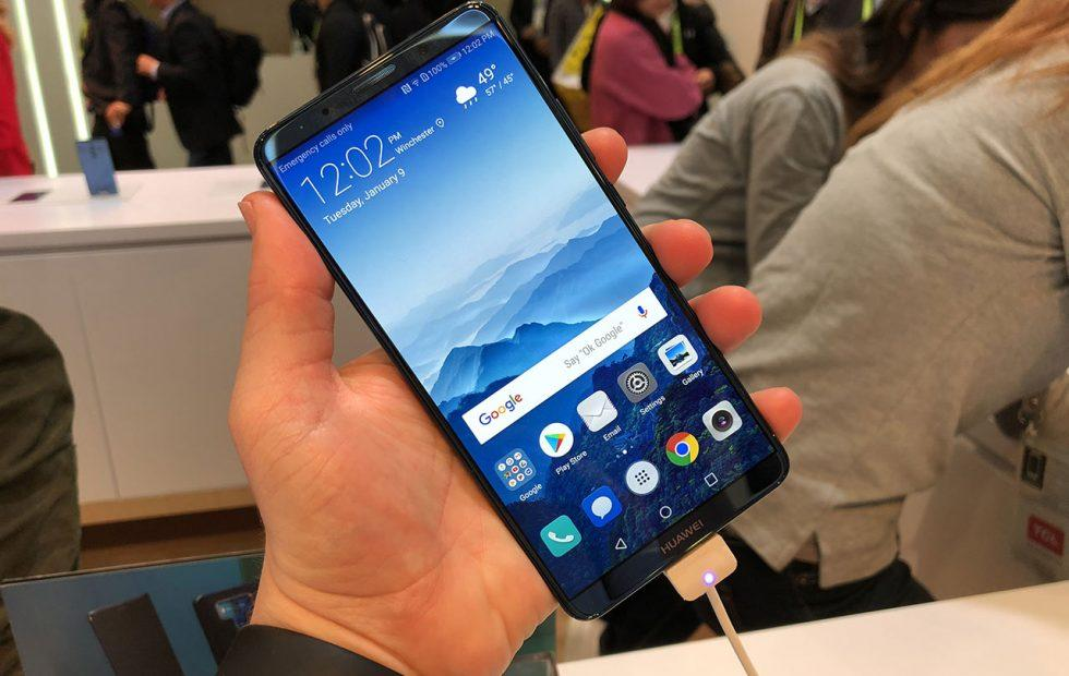 Verizon reportedly joins AT&T in dropping Huawei phones - SlashGear