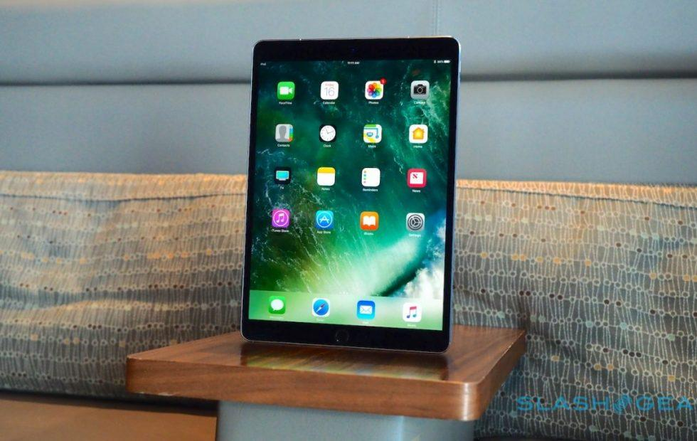 2018 iPad to borrow iPhone X's smartest features