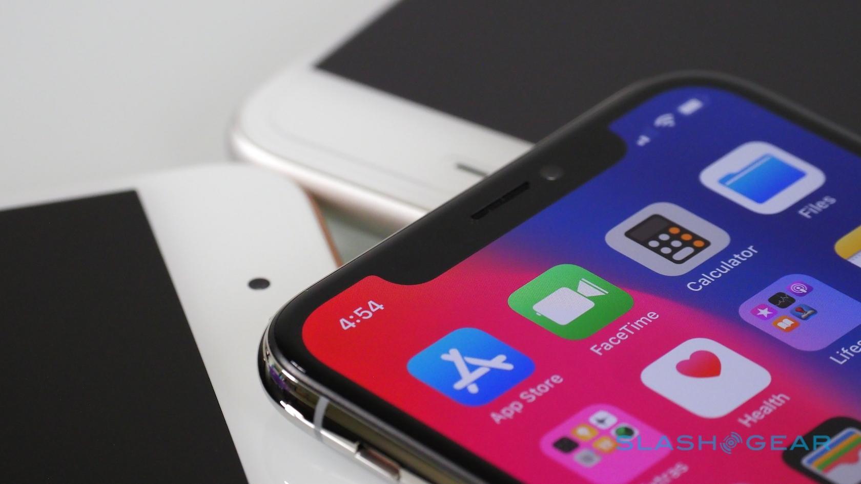 2018 iPhone X 6 5-inch with LG Display OLED tipped - SlashGear