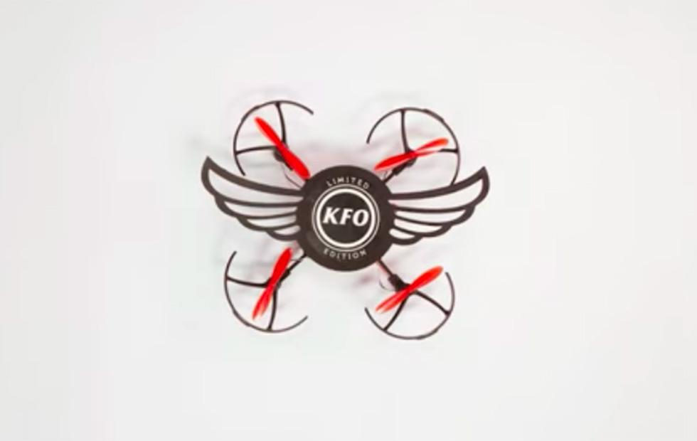 KFC debuts chicken wings box that transforms into a functional drone