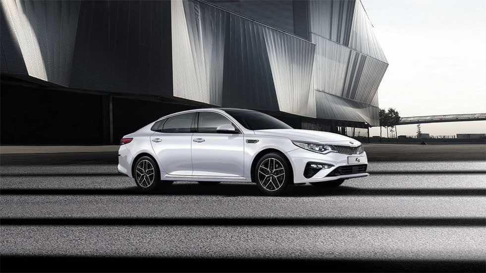 Updated Kia K5 hints at what US-bound Optima will look like