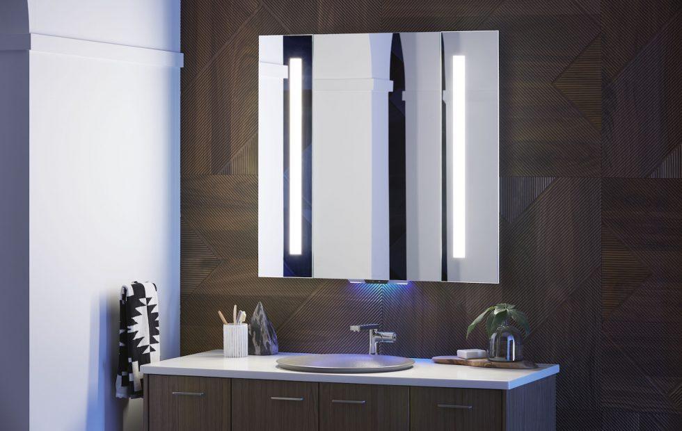 Kohler's new Alexa mirror isn't even its weirdest IoT product