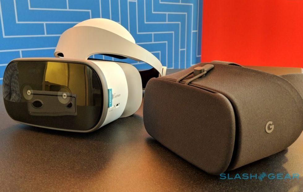 Lenovo announces VR classroom set with standalone Daydream headset