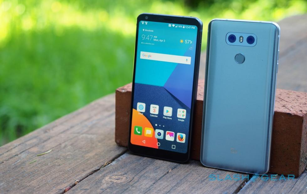LG G7 development reportedly halted, started from scratch