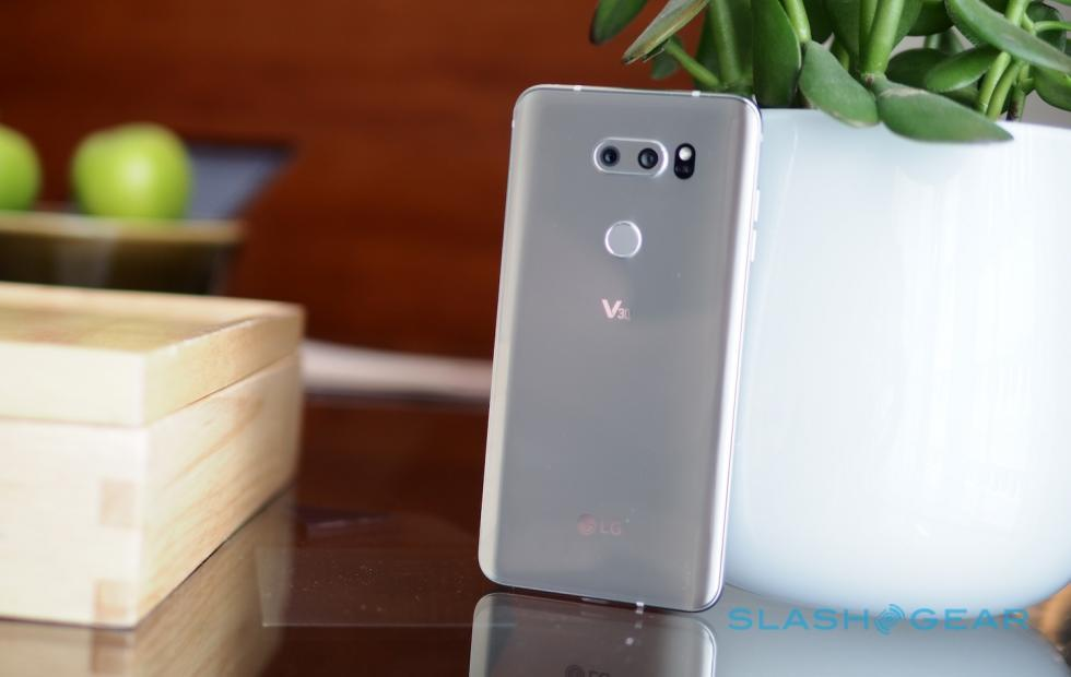 LG V30+ alpha with AI chops to debut MWC instead of LG G7