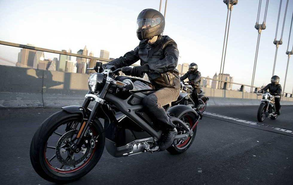 Harley-Davidson to woo Millennials with an electric hog
