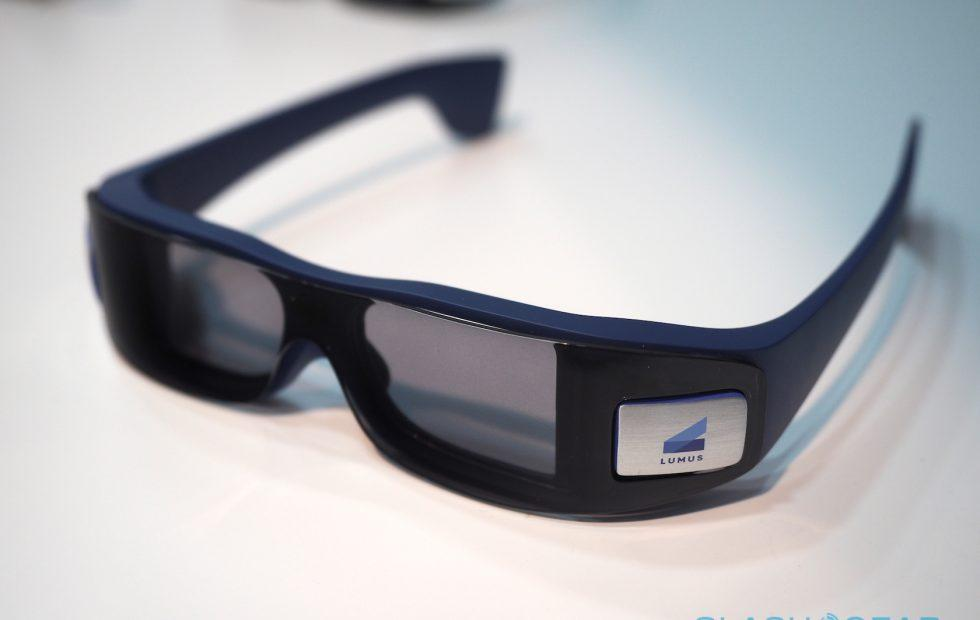 Lumus' AR glasses are a vision even Apple could approve of