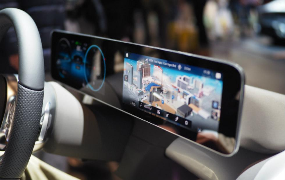 Mercedes-Benz MBUX infotainment system a 'revolution' with AI, natural language, and more