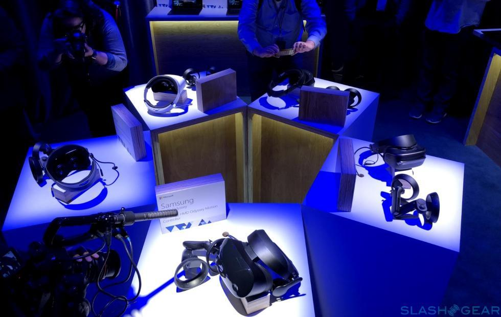 Windows Mixed Reality headsets are now more affordable