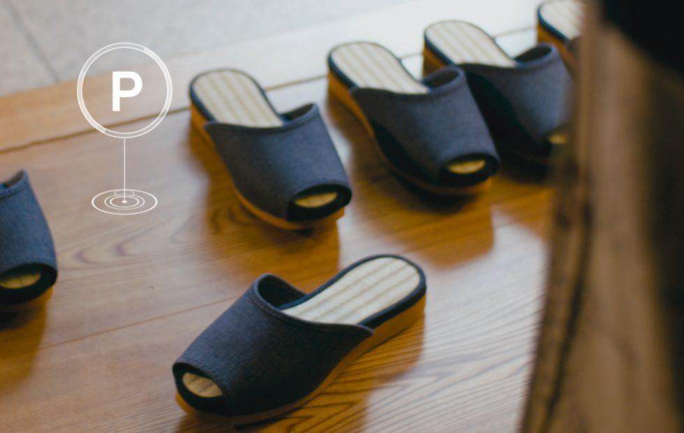 Nissan made self-parking slippers