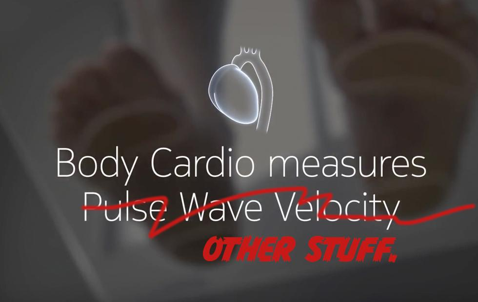 Nokia Body Cardio's Pulse Wave Velocity feature removed