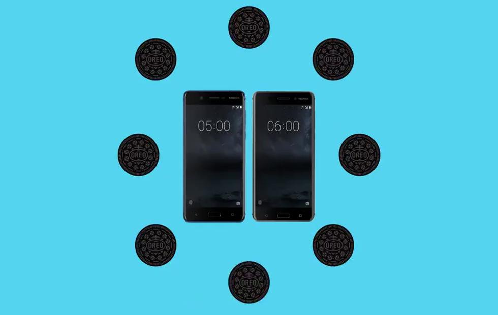 Nokia 5, Nokia 6 Android Oreo update now available