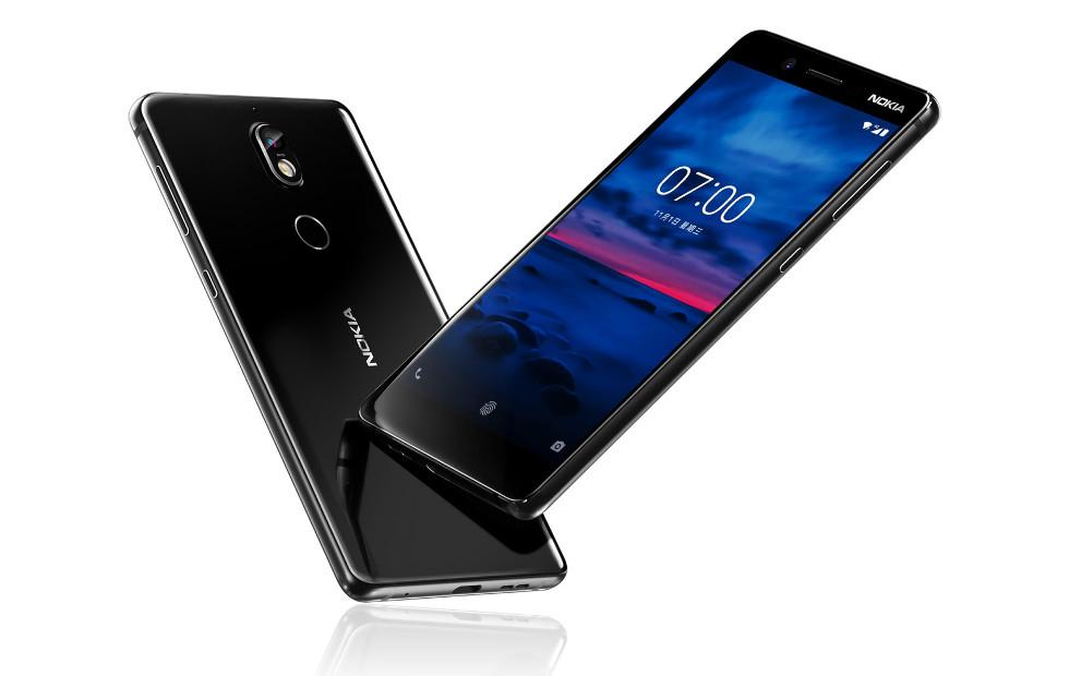 Nokia 7 Plus seen with upgraded processor