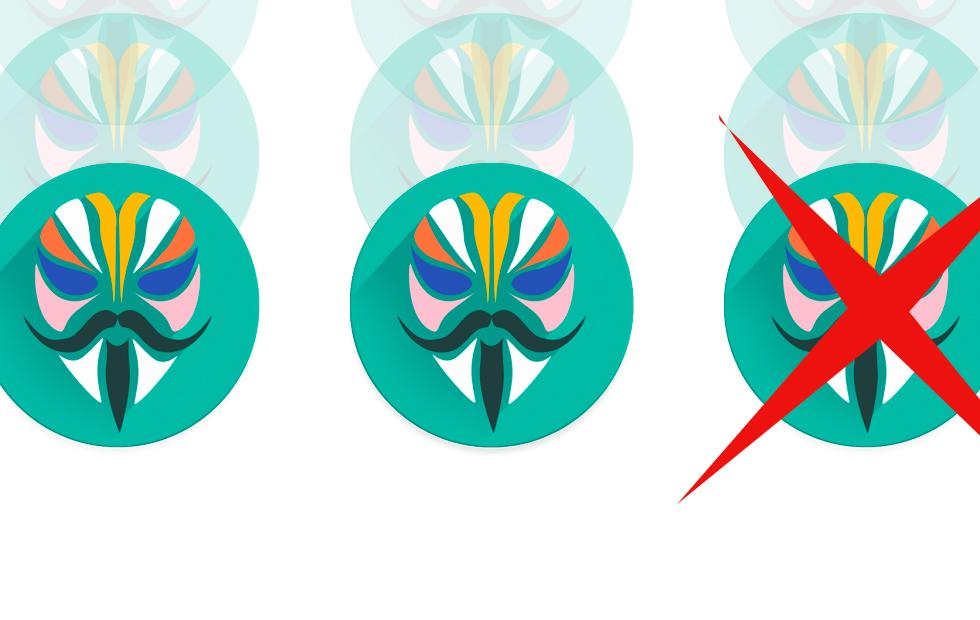 Magisk Manager app on Google Play is malware
