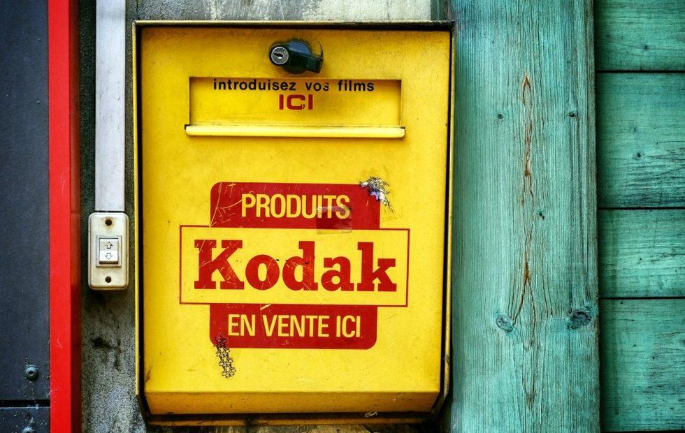 Kodak unveils KODAKCoin cryptocurrency, blockchain image platform
