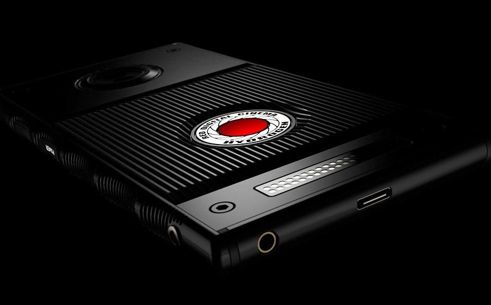 RED HYDROGEN One release and spec details crank excitement