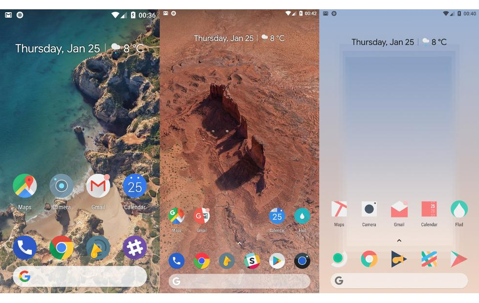 Rootless Pixel Launcher 3.0 brings Pixel 2 Launcher to all [APK download]