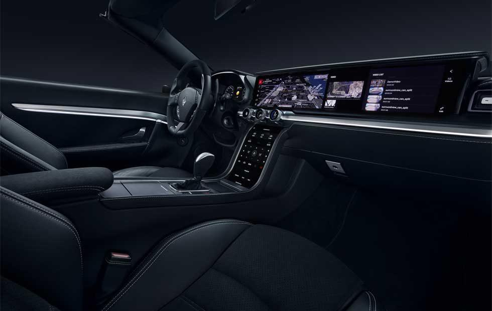 Samsung DRVLINE autonomous driving platform unveiled at CES 2018