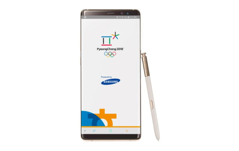 Samsung's official 2018 PyeongChang Winter Olympics app now available