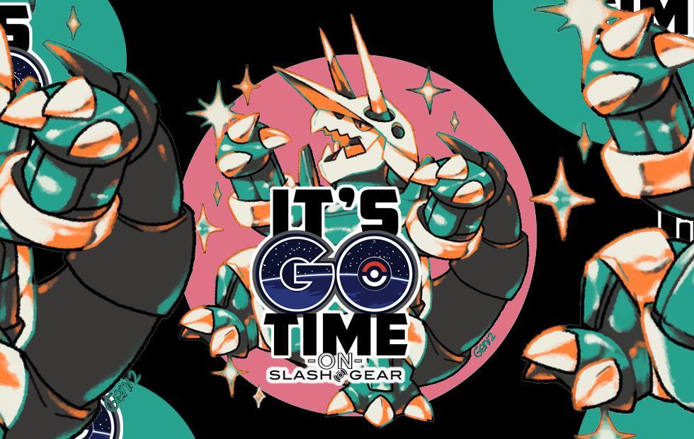 Pokemon GO's new shiny Aggron just went HAM!