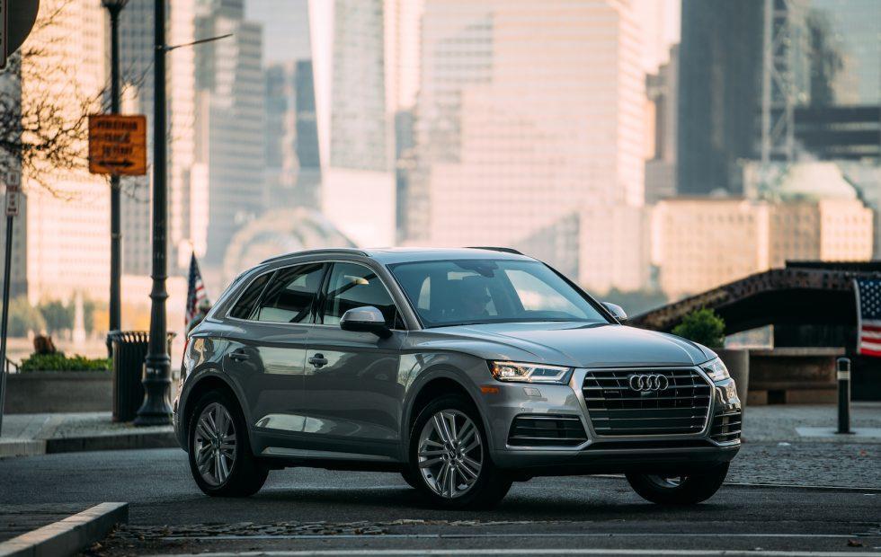 Silvercar Audi Q5 joins rental fleet amid 2018 expansion