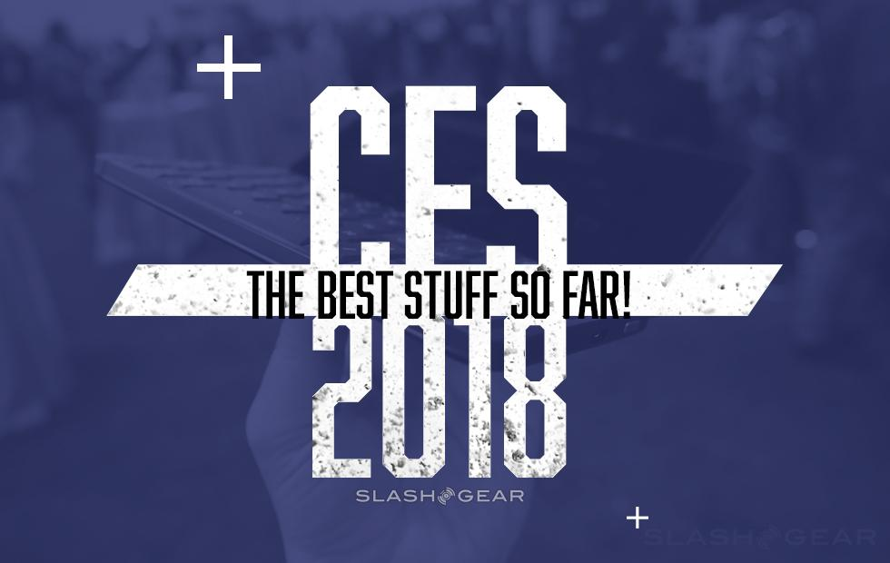CES 2018: The best gadgets and tech so far