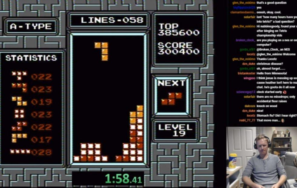Tetris speedrunning world record beaten by accident