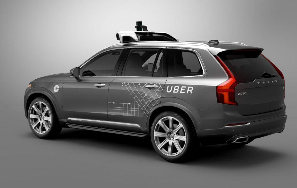 Uber wants paying driverless cars within 18 months