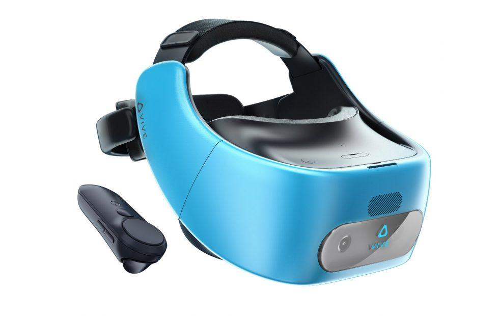 VIVE FOCUS's 8K VR player just made HTC's headset fascinating