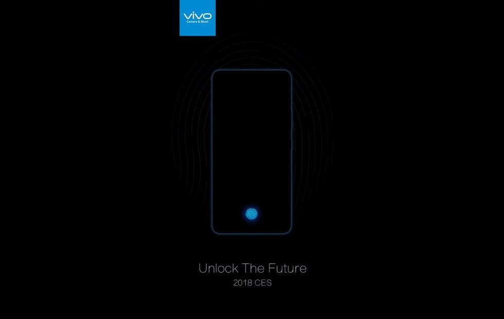 Vivo in-display fingerprint scanning phone ready for production