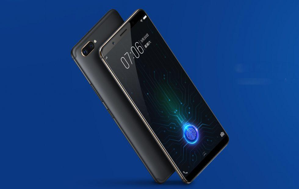 Vivo's in-display fingerprint scanning Android phone arrives (but you don't want it)