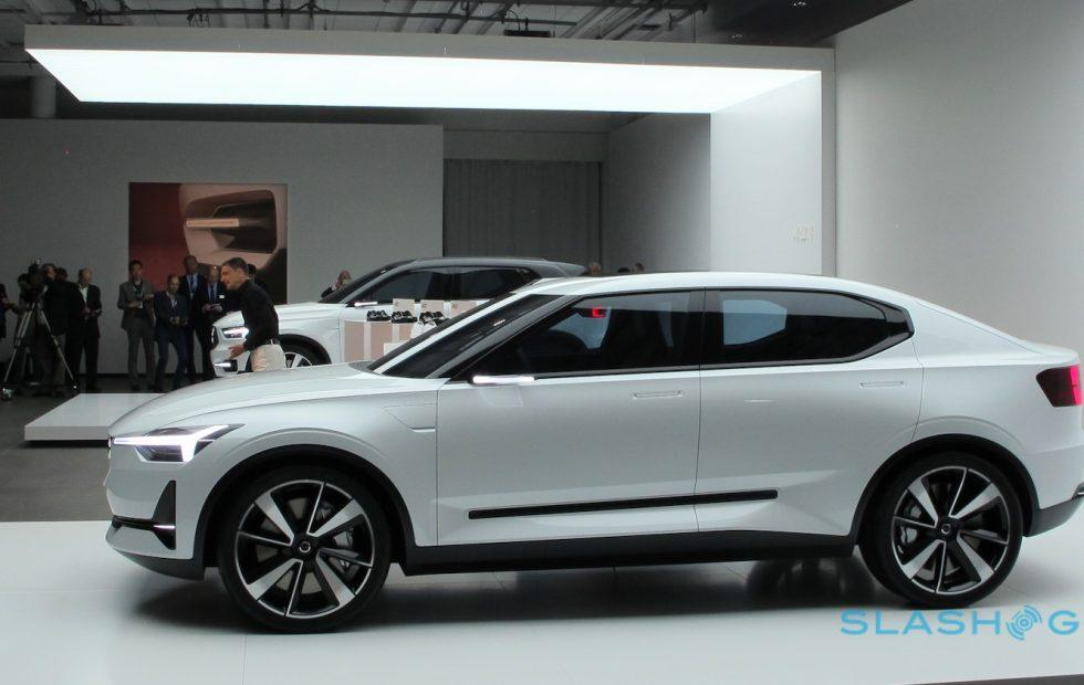 Volvo Ev What The All Electric Model 3 Rival Will Look Like