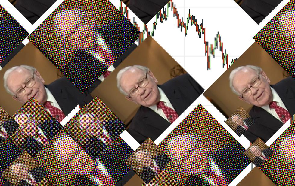 Bitcoin price just tipped because of Warren Buffet's willful ignorance