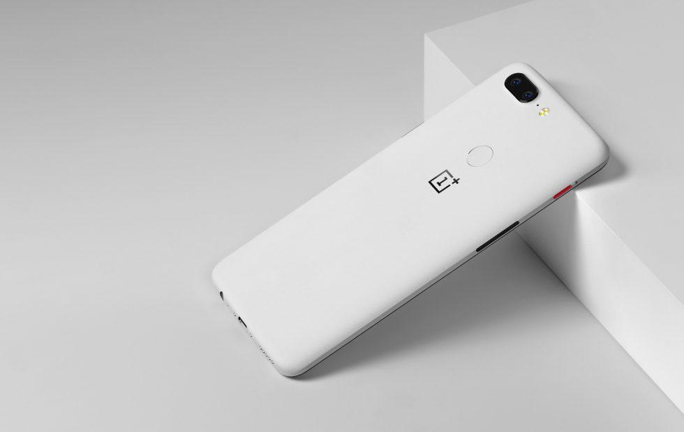 OnePlus 5T Sandstone White limited edition: All the details