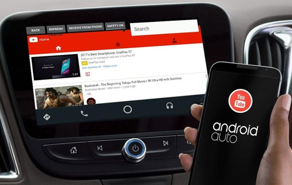 YoutubeAuto for Android Auto brings YouTube, even Plex to your car