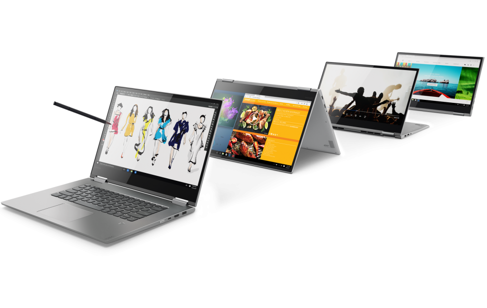 Lenovo Yoga 730 packs Alexa and Cortana into the same 2-in-1
