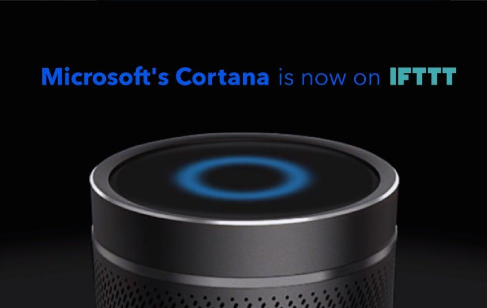 Microsoft Cortana now features IFTTT integration