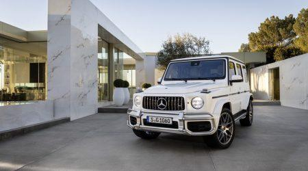 2019 Mercedes-AMG G63 Gallery