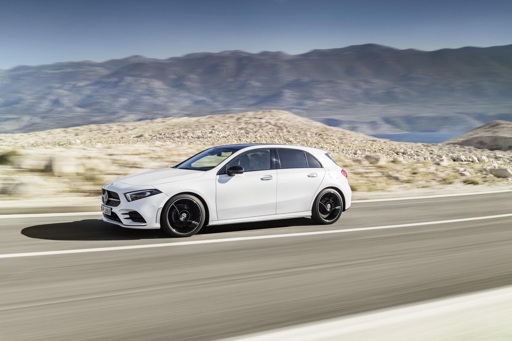 2019 Mercedes-Benz A-Class Gallery - SlashGear