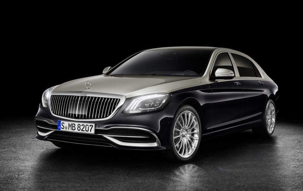2019 Mercedes-Maybach gets concept-inspired update
