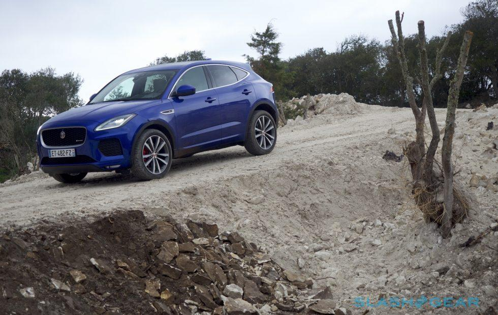 2018 Jaguar E-PACE First Drive: The crossover cub