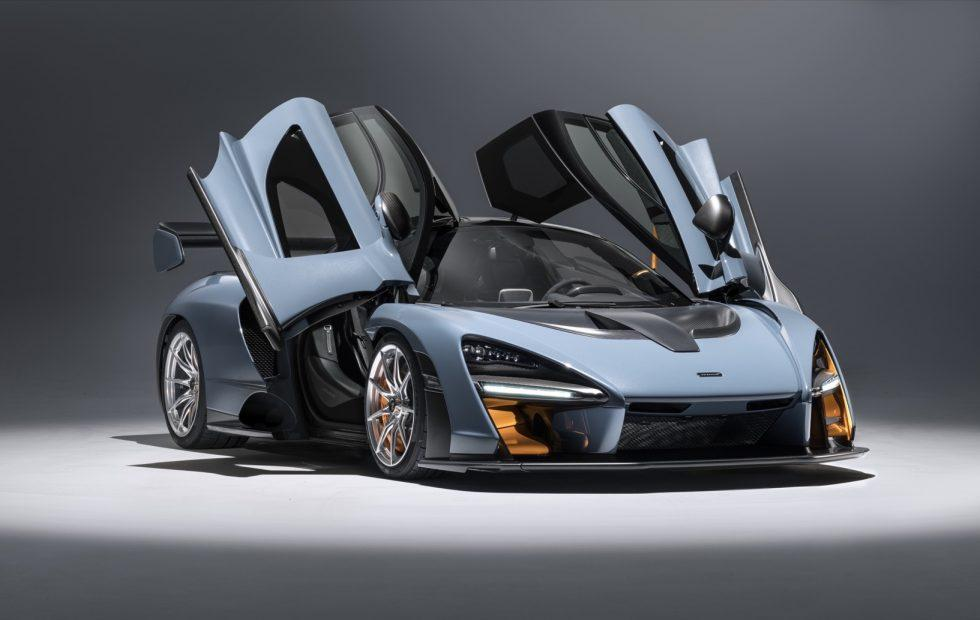 McLaren Senna detailed as British supercar taunts physics
