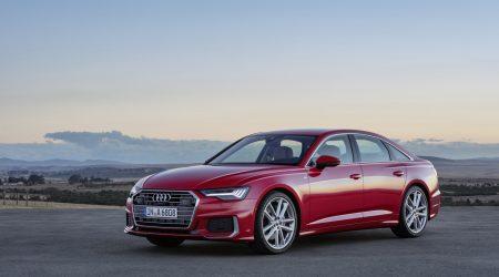 2019 Audi A6 Gallery