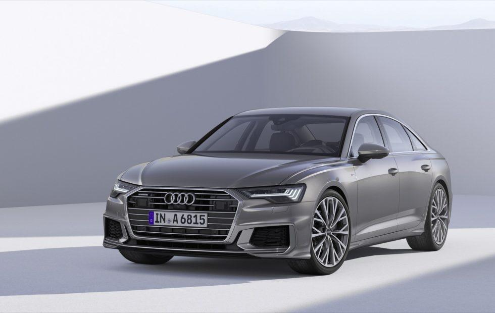 2019 Audi A6 gives luxury sedan a huge tech injection