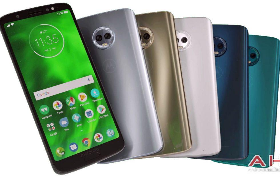 Latest Moto G6 leak reveals new color options